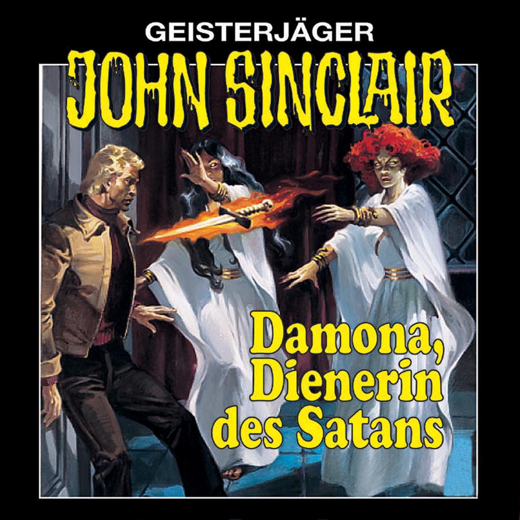 Geisterjäger John Sinclair 04 - Damona, Dieneri...