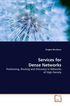 Services for Dense Networks als Buch von Dragos...