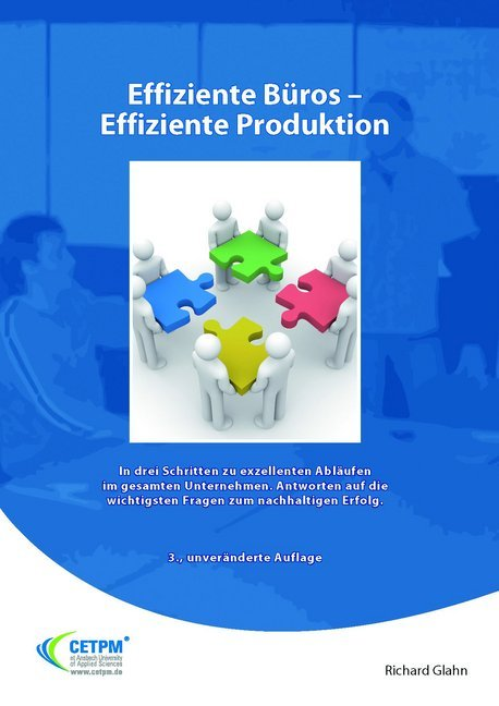 Glahn, R: Effiziente Büros - Effiziente Produkt...