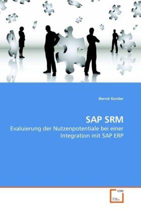 SAP SRM als Buch von Bernd Korder