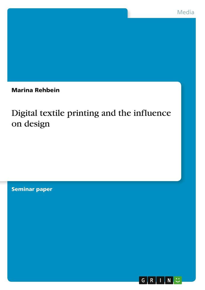 Digital textile printing and the influence on d...