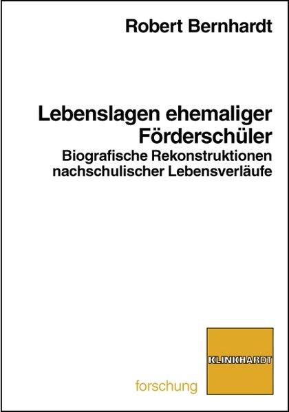 Lebenslagen ehemaliger Förderschüler als Buch v...
