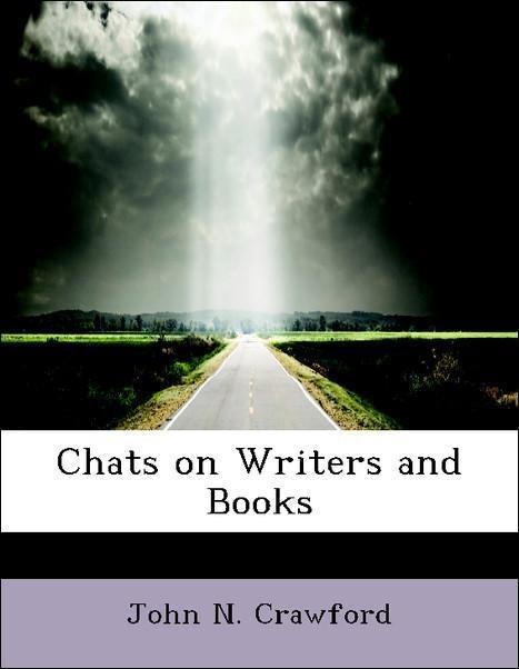 Chats on Writers and Books als Taschenbuch von ...