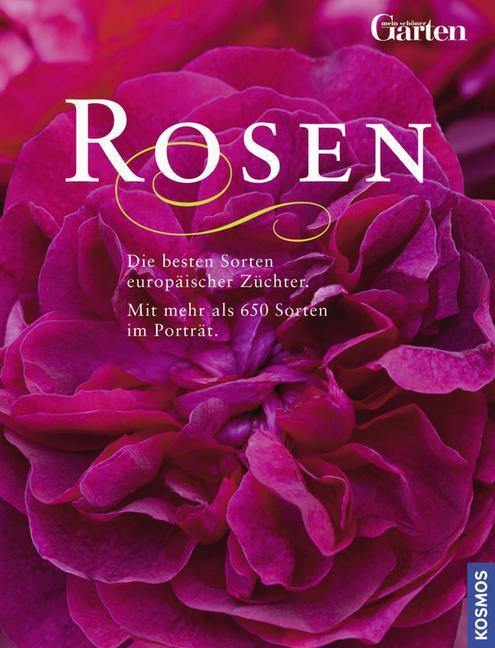 Rosen als Buch von