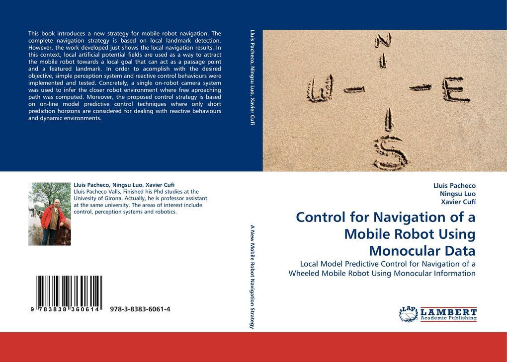 Control for Navigation of a Mobile Robot Using ...