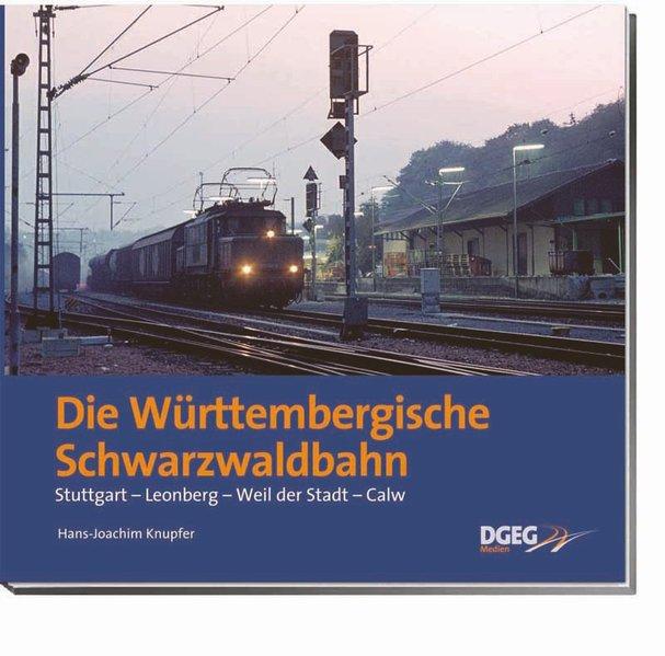 Die Württembergische Schwarzwaldbahn als Buch v...