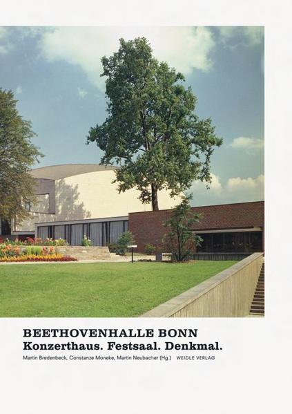 Beethovenhalle Bonn als Buch von Marion Euskirc...