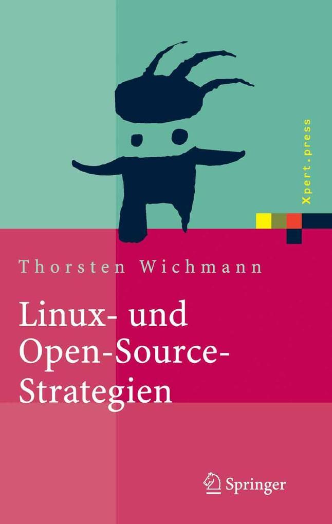Linux- und Open-Source-Strategien als eBook Dow...