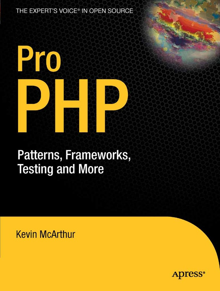 Pro PHP als eBook Download von Kevin McArthur
