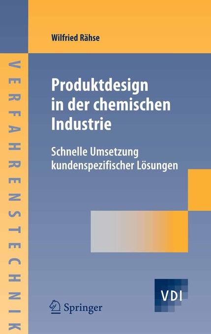 Produktdesign in der chemischen Industrie als e...