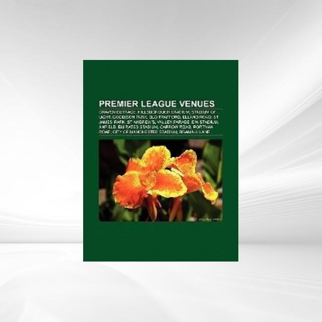 Premier League venues als Taschenbuch von