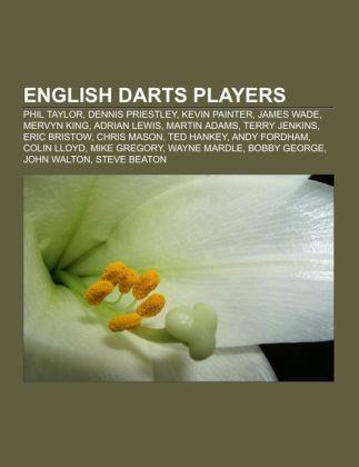 English darts players als Taschenbuch von