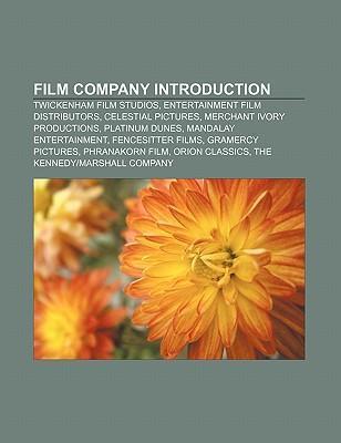 Film company Introduction als Taschenbuch von