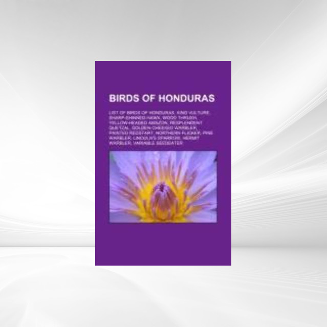 Birds of Honduras als Taschenbuch von