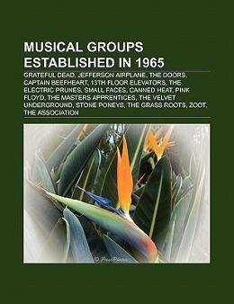 Musical groups established in 1965 als Taschenb...