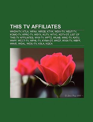 This TV affiliates als Taschenbuch von