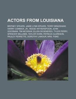 Actors from Louisiana als Taschenbuch von
