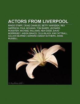 Actors from Liverpool als Taschenbuch von