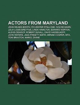 Actors from Maryland als Taschenbuch von
