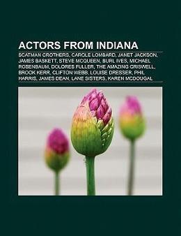 Actors from Indiana als Taschenbuch von