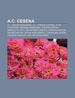 A.C. Cesena als Taschenbuch von