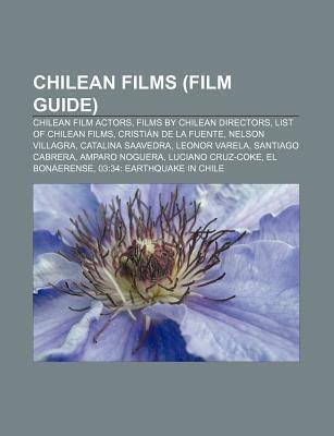 Chilean films (Film Guide) als Taschenbuch von