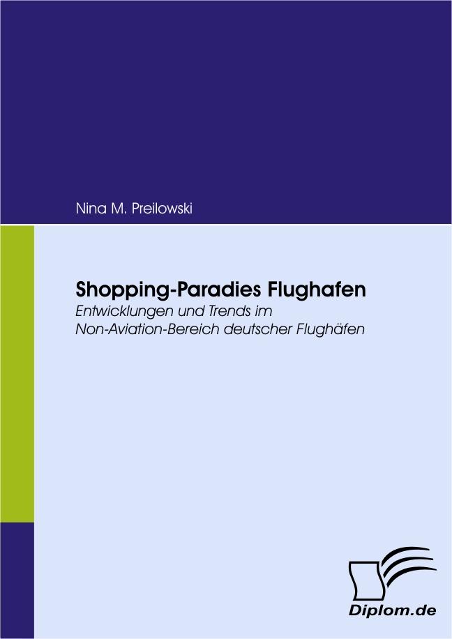 Shopping-Paradies Flughafen als eBook Download ...
