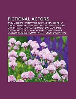 Fictional actors als Taschenbuch von
