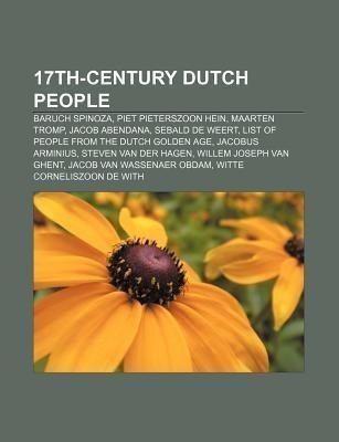 17th-century Dutch people als Taschenbuch von