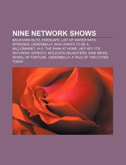 Nine Network shows als Taschenbuch von
