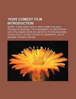 1930s comedy film Introduction als Taschenbuch von