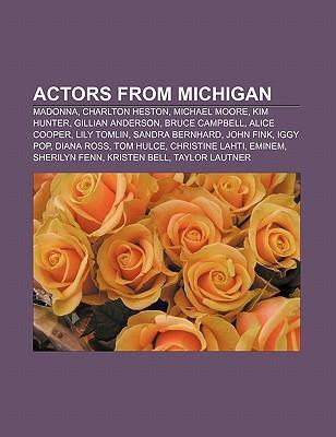 Actors from Michigan als Taschenbuch von