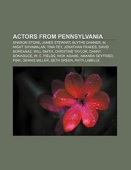Actors from Pennsylvania als Taschenbuch von