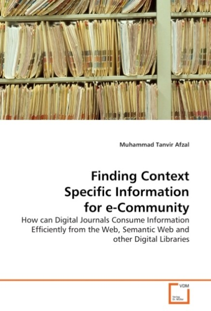 Finding Context Specific Information for e-Comm...