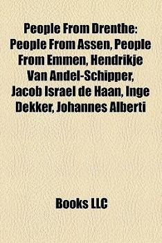 People from Drenthe als Taschenbuch von