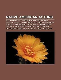 Native American actors als Taschenbuch von