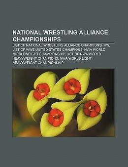 National Wrestling Alliance championships als T...