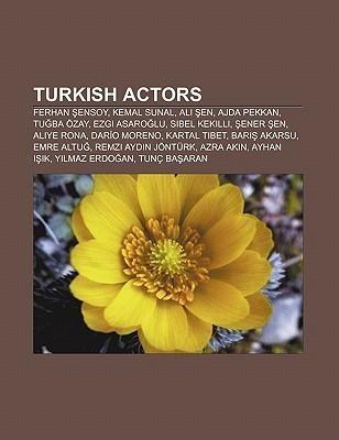 Turkish actors als Taschenbuch von