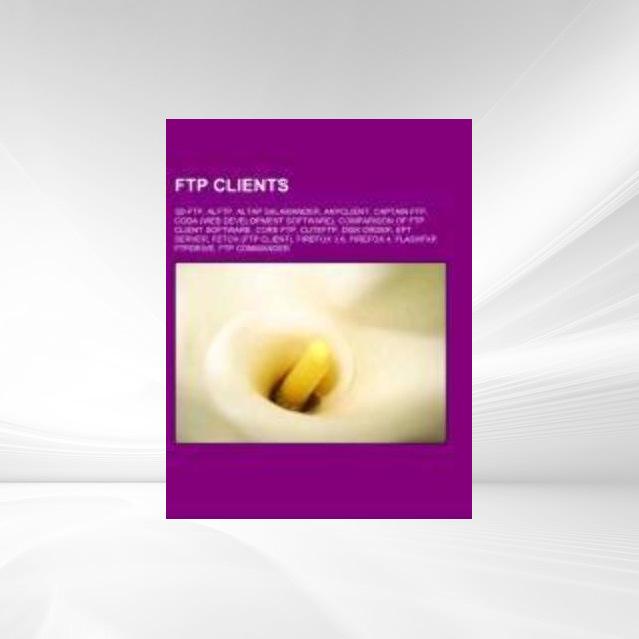 FTP clients als Taschenbuch von