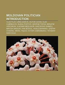 Moldovan politician Introduction als Taschenbuc...