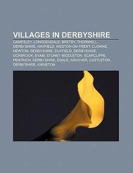 Villages in Derbyshire als Taschenbuch von