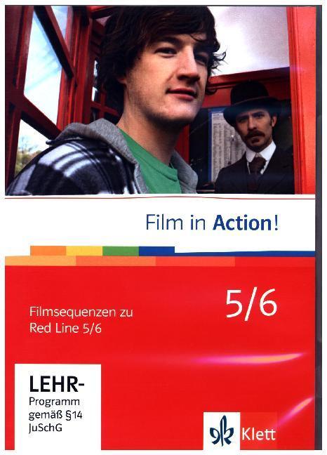 Red Line. Unterrichtswerk für Realschulen. Film...