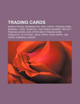 Trading cards als Taschenbuch von