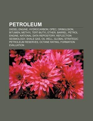 Petroleum als Taschenbuch von