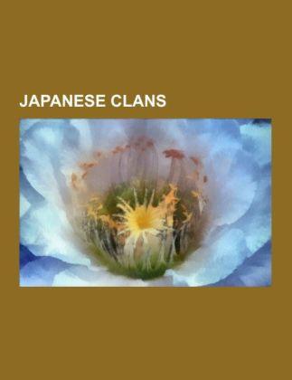 Japanese clans als Taschenbuch von