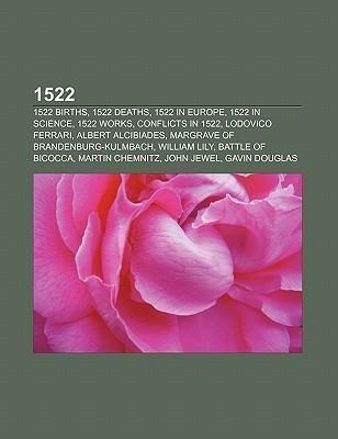 1522 als Taschenbuch von