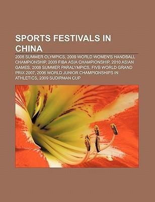 Sports festivals in China als Taschenbuch von