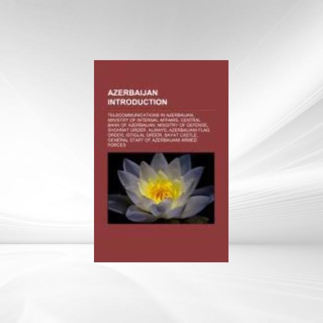 Azerbaijan Introduction als Taschenbuch von