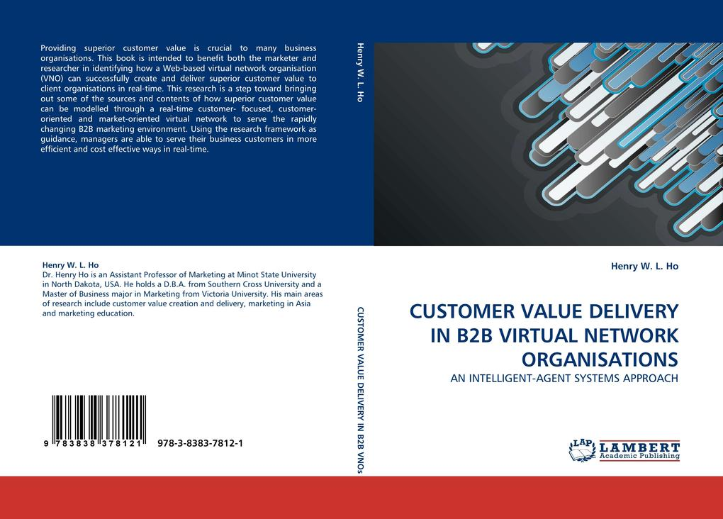 CUSTOMER VALUE DELIVERY IN B2B VIRTUAL NETWORK ...