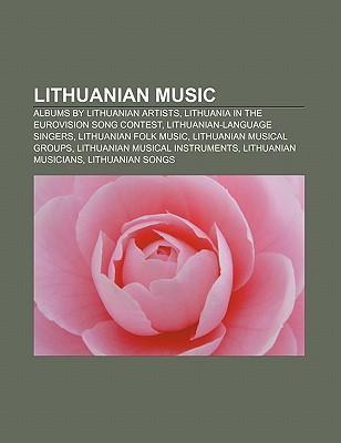 Lithuanian music als Taschenbuch von